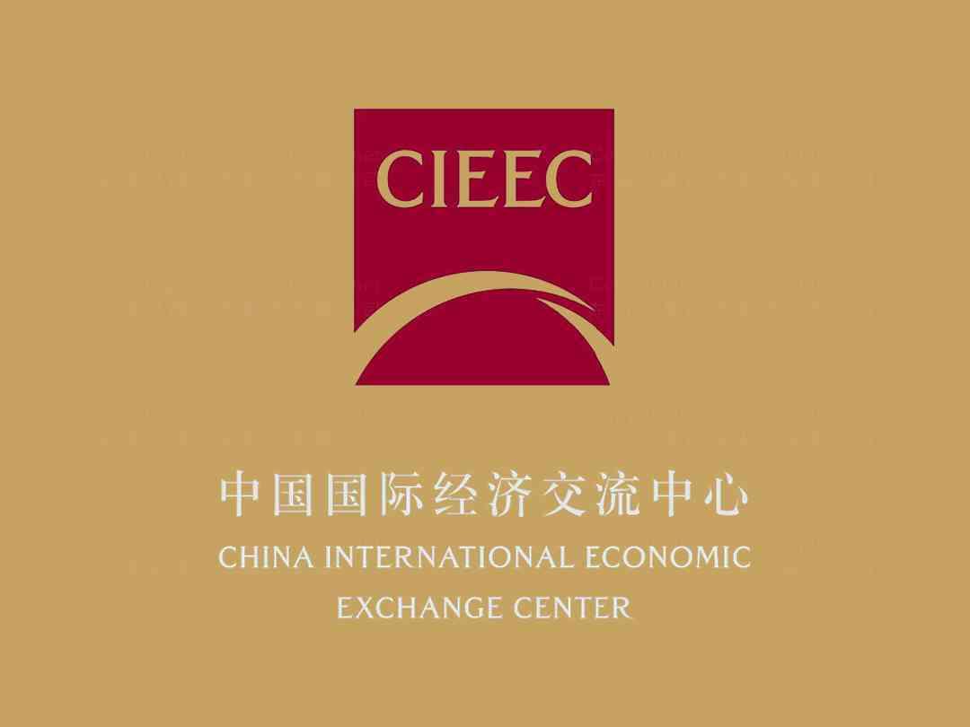品牌设计LOGO设计中国国际经济交流中心品牌设计方案