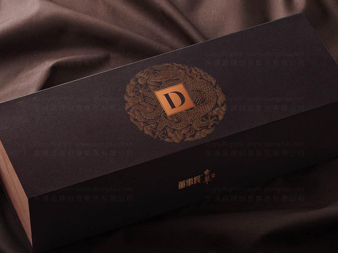品牌设计logo设计、vi设计董事长品牌设计方案