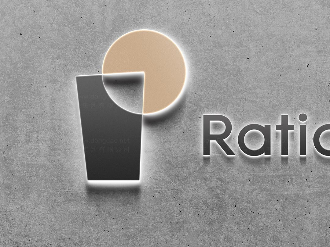 品牌设计LOGO&VI设计比率大师 Ratio Master品牌设计方案