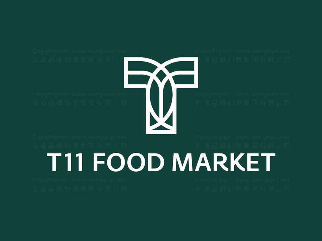 品牌设计LOGO&VI设计T11超市品牌设计方案