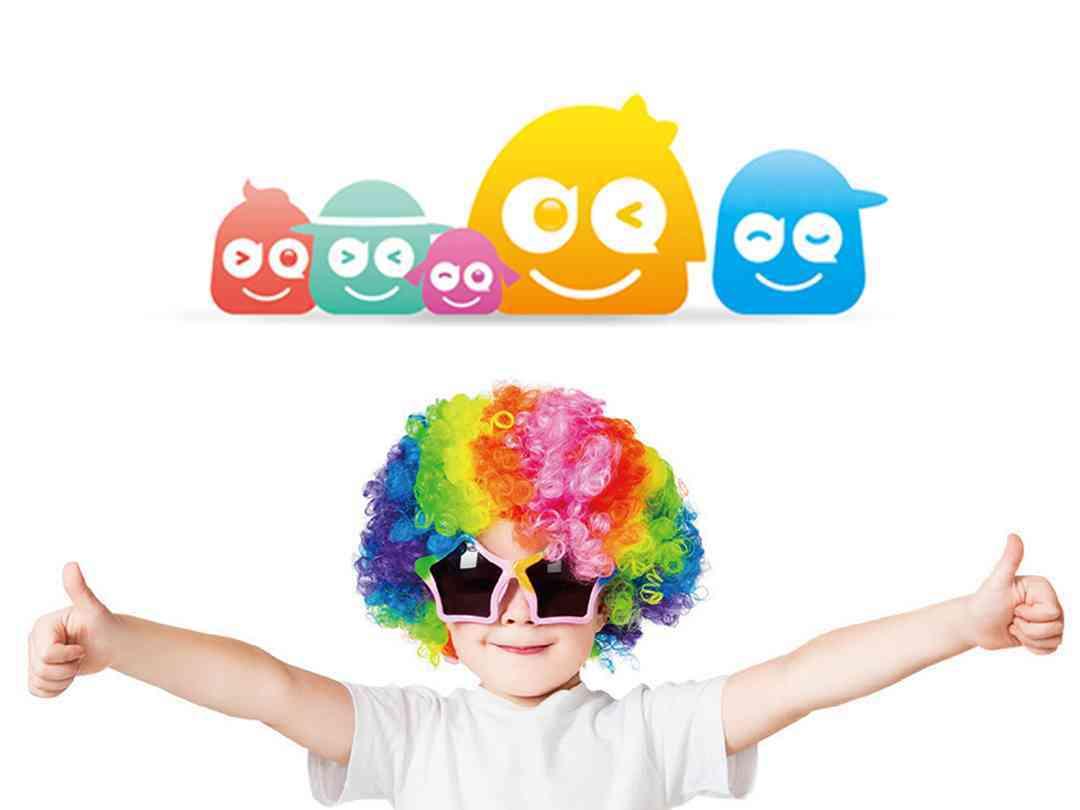 品牌设计LOGO&VI设计鼎奇幼儿园品牌设计方案