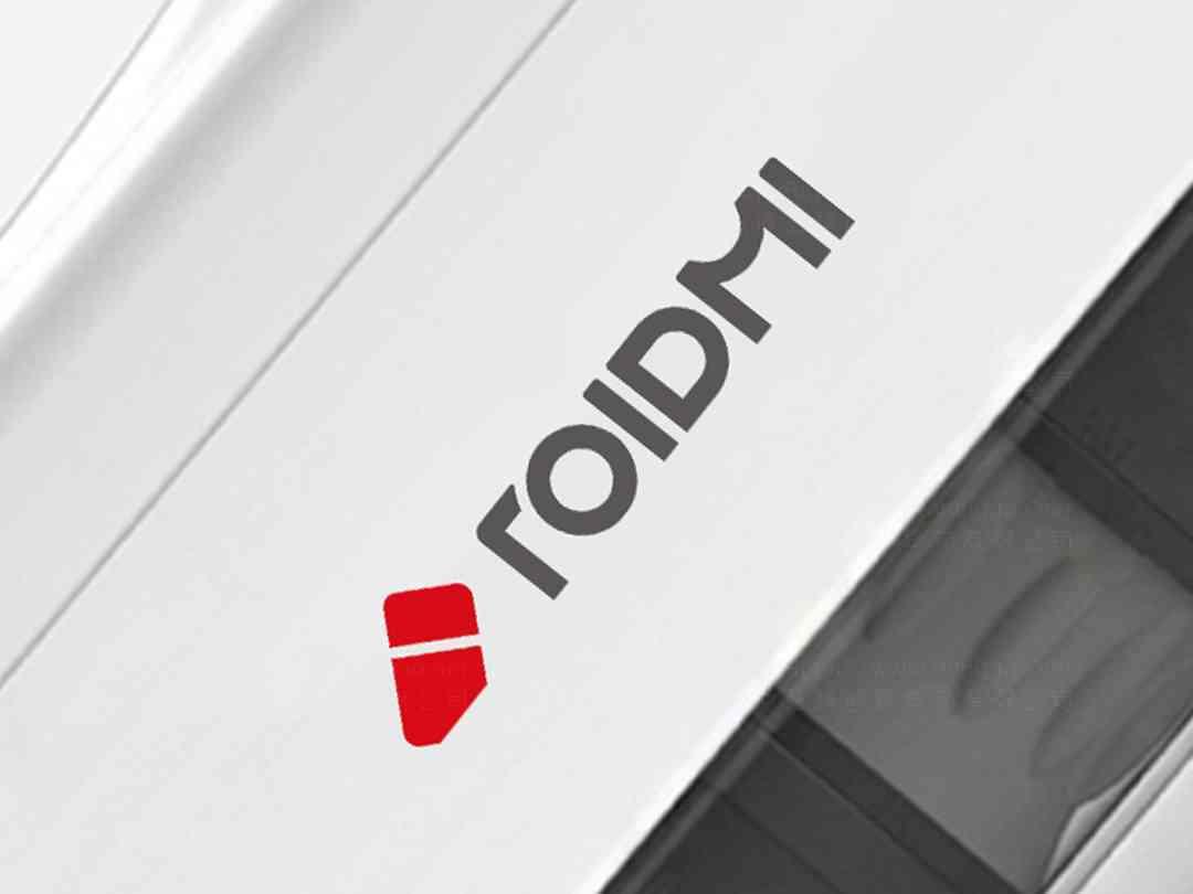 品牌设计LOGO&VI设计睿米ROIDMI品牌设计方案