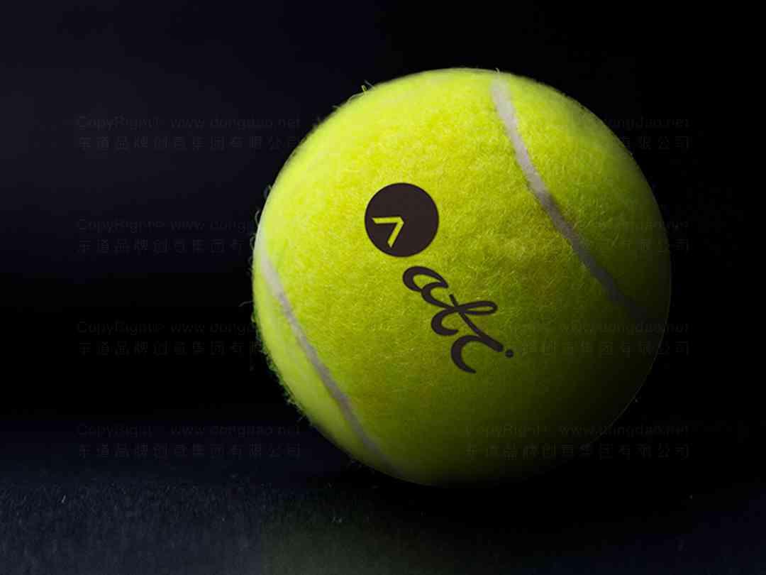 品牌设计标志设计安泰网球品牌设计方案