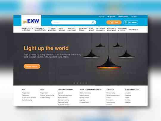 东道数字网站设计易销云盟东道数字方案