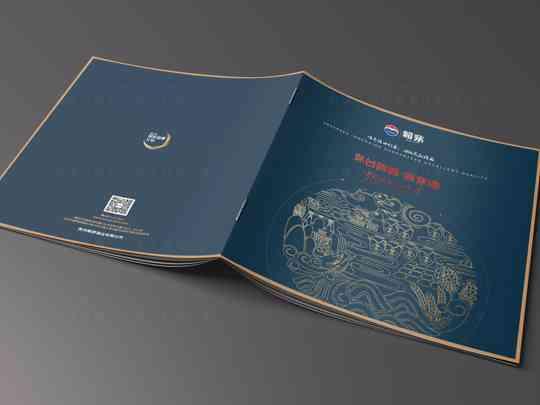 视觉传达画册设计贵州茅台视觉传达方案