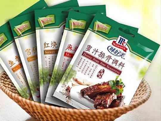 產品包裝系列包裝味好美產品包裝方案