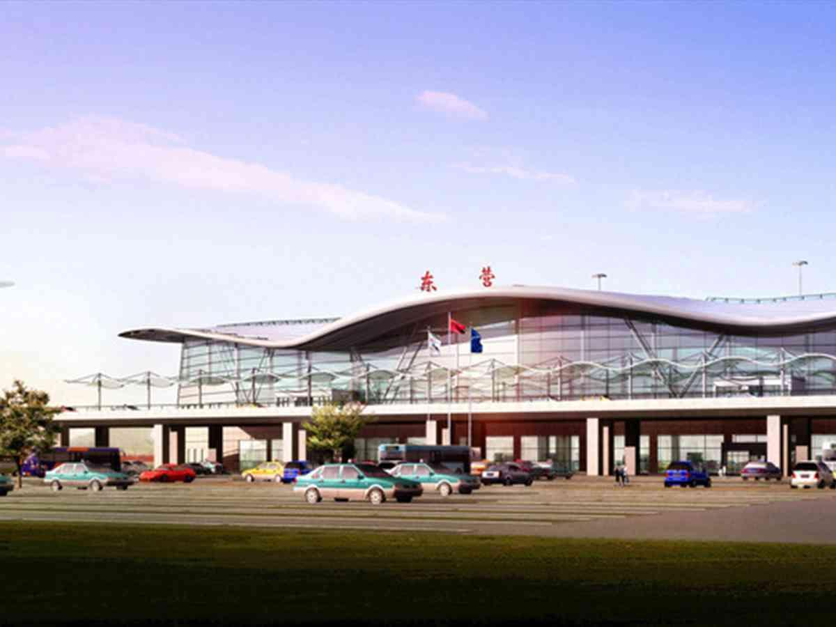 商业空间&导示东营机场导示东营胜利机场商业空间&导示方案