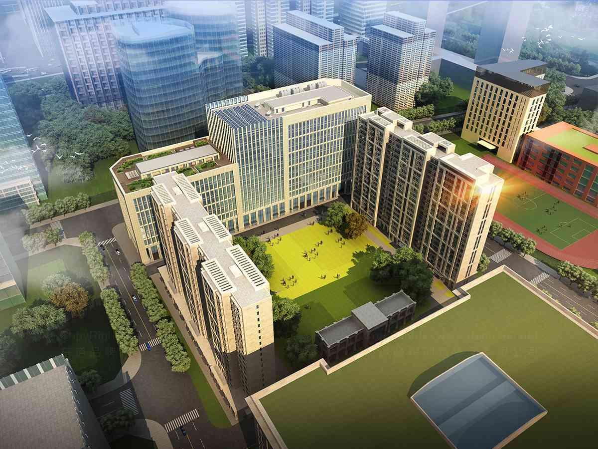 商业空间&导示环境导示、公建设计金嘉房地产商业空间&导示方案
