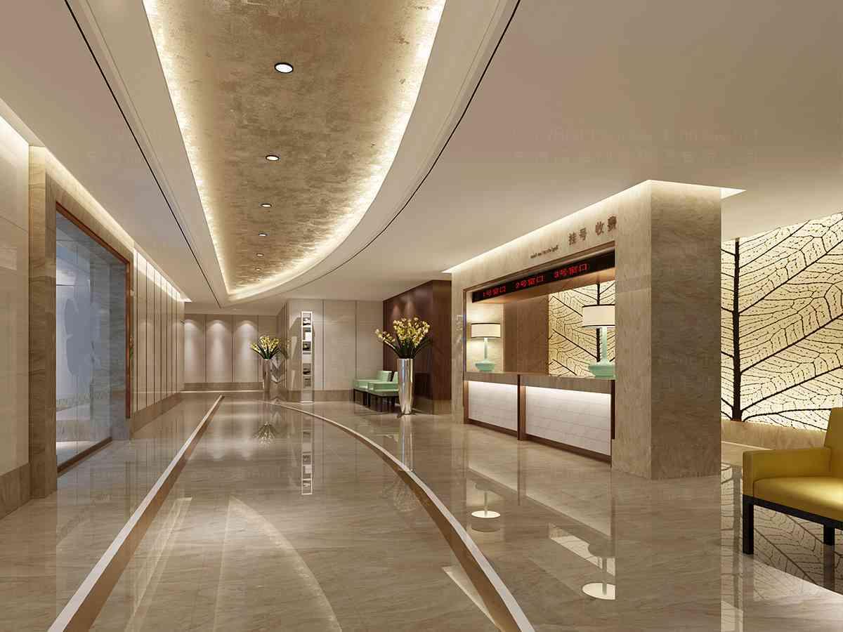 商业空间&导示环境导示和平整容院商业空间&导示方案