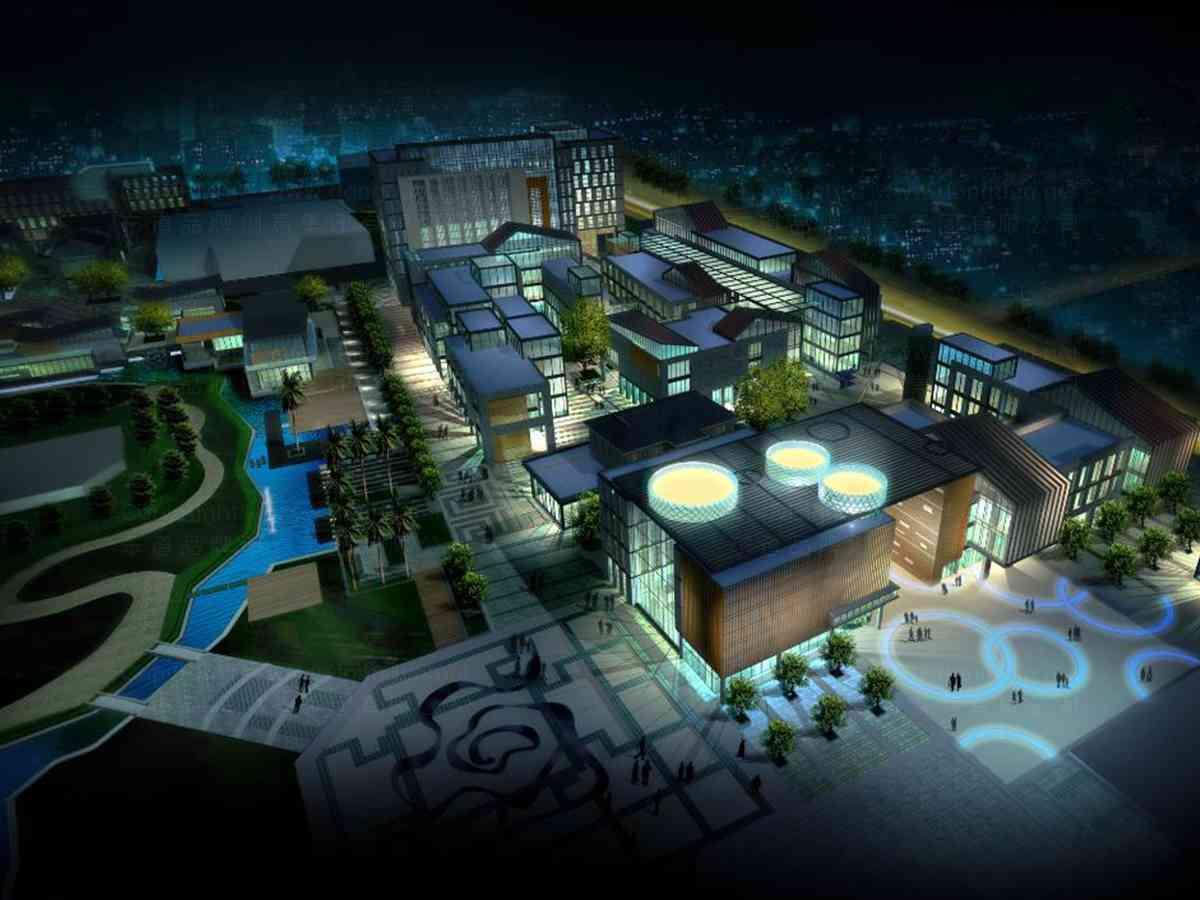 商业空间&导示环境导示爱山广场商业空间&导示方案