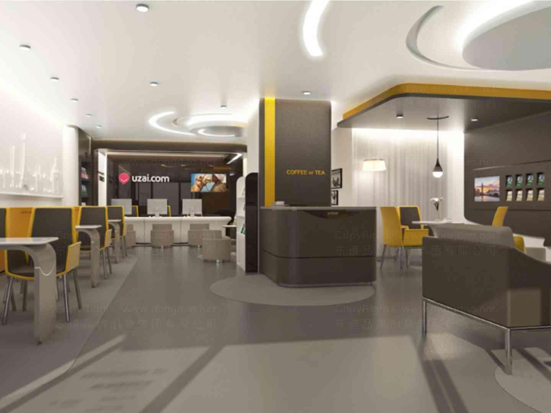 商业空间&导示SI设计众信旅游商业空间&导示方案