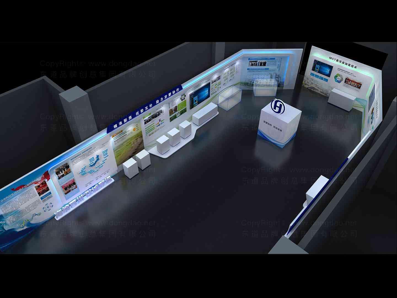 海国投展厅设计
