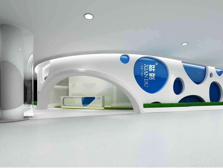 商业空间&导示SI设计得益乳业商业空间&导示方案