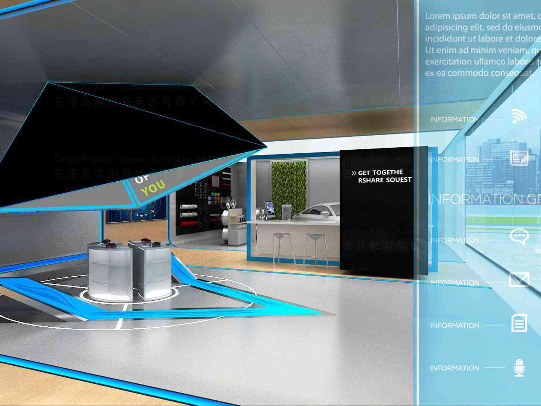 商业空间&导示SI设计野马汽车商业空间&导示方案