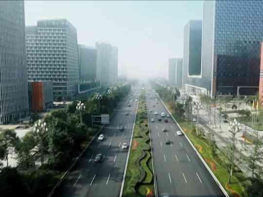 东道影视泰安高新区宣传片泰安高新区东道影视方案
